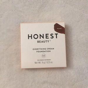 "Honest Beauty Cream Foundation in ""Walnut"""